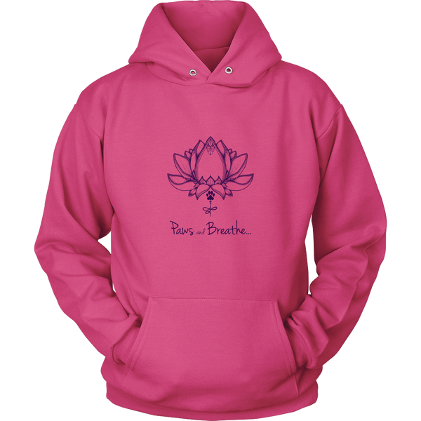 Paws and Breathe Hoodie