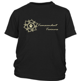 Transcendent Trainer Dark Kids Shirt