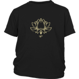 Kids Paw Lotus 2016 Dark Tee