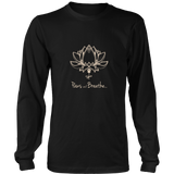 Paws and Breathe Ladies Long Sleeve