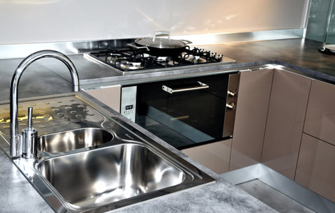 Best Methods To Clean Your Stainless Steel Appliances – Pro Chef ...