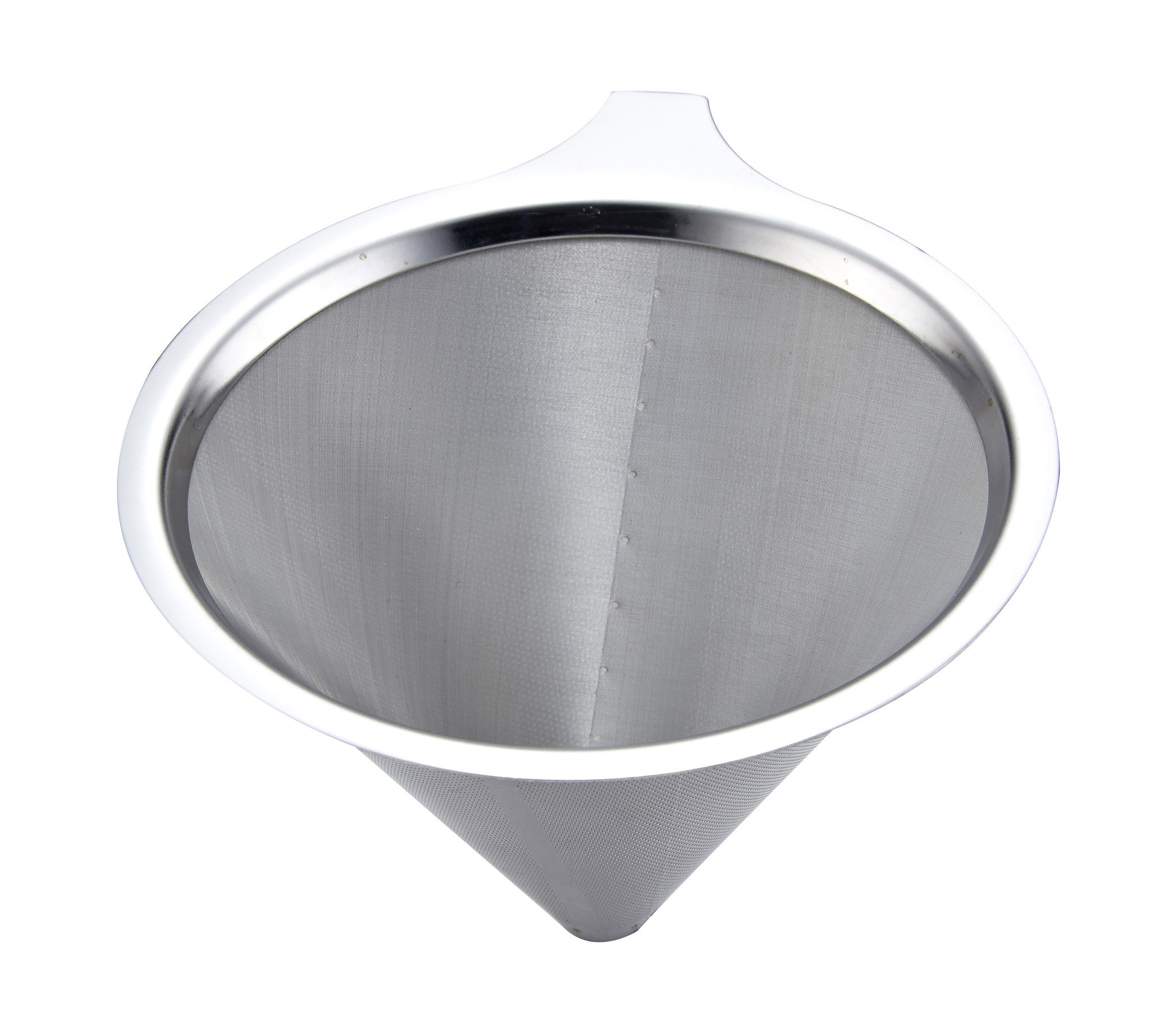Pro Chef Kitchen Tools Stainless Steel Pour Over Coffee Maker - Reusab