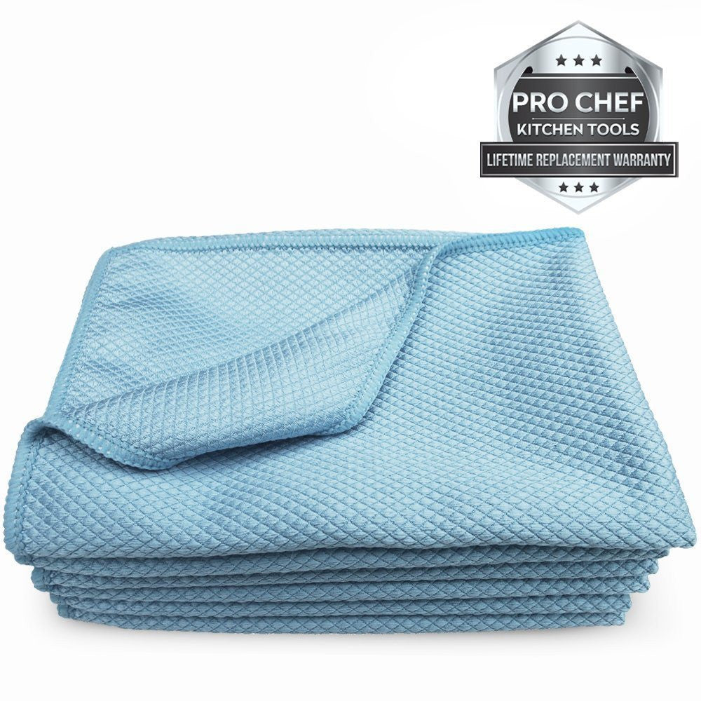 Microfiber Cleaning Cloth - Household Wipes And Cloths - Stainless ...