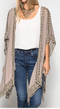 Kimono Cardigan (2 Colors available)