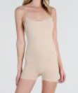 Basic Cami Bodysuit in Nude