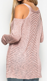 Marigny Mauve Sweater