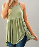 St. Patrick's Girl Top