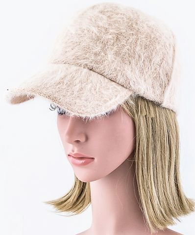 Angora Cap (Multiple Colors Available)