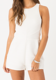 Cream of the Crop Romper by Others Follow