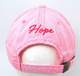 Breast Cancer Awareness Cap