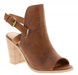 Kick Him to the Curb Mule in Tan