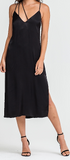 Ask Me Out Dress in Black