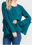 Green With Envy Top