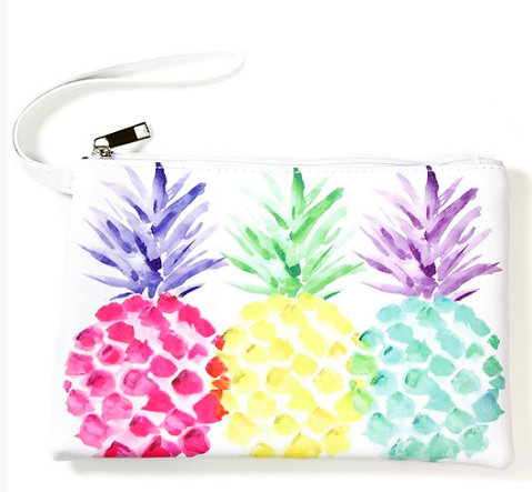 Perkins Street Pineapple Pouch