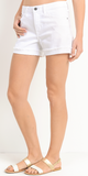 Whitty White Shorts
