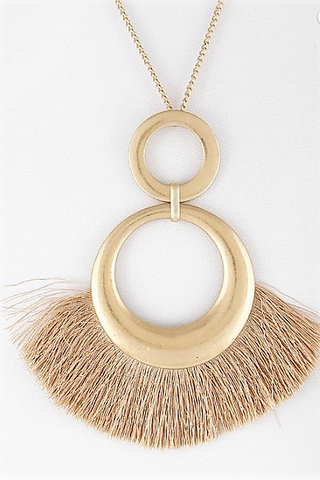 Tassel Love Necklace