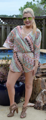 The Relaxed Romper