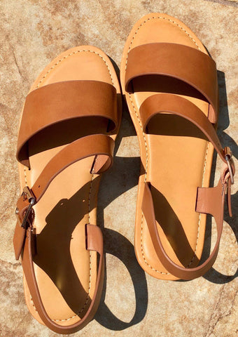 We love your TAN Sandal
