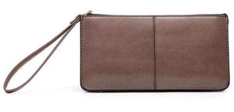 The Walnut Wristlet (3 Colors Available)