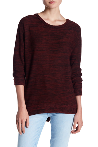 Burgundy for Me Top
