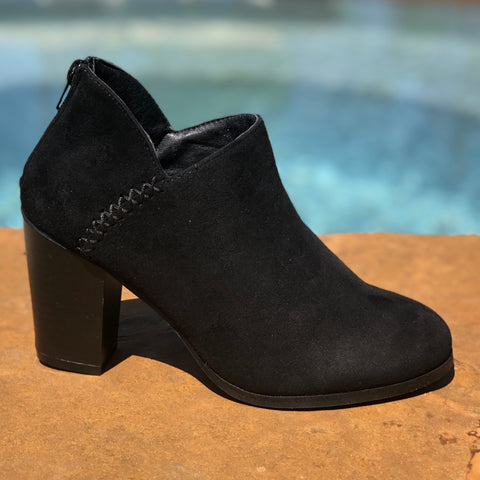 Black Beauty Booties