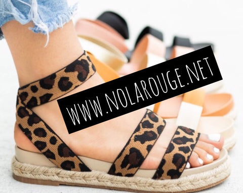 Jungle Love Sandal