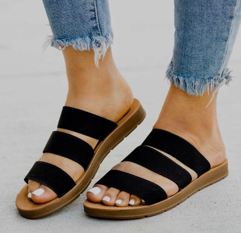 Flat on my Feet Sandal