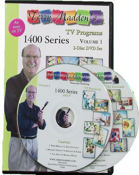 Terry's TV Series - 1400 Series, Volume 1 (2-Disc DVD)