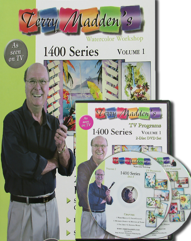 Terry's 1400 Series, Volume 1 COMBO SET!