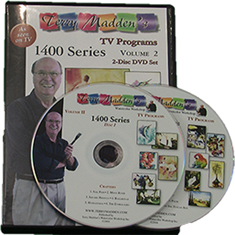 1400 Series, Volume 2 DVD - 2 Discs