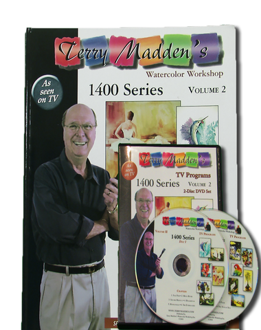 Terry Madden's 1400 Series, Vol. 2 COMBO set