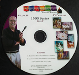 1500 Series Combo Set - Workbook + DVD, Volume 2, Disc 2 - 6 programs