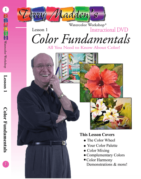 Terry's Lesson 1 - Color Fundamentals (DVD)