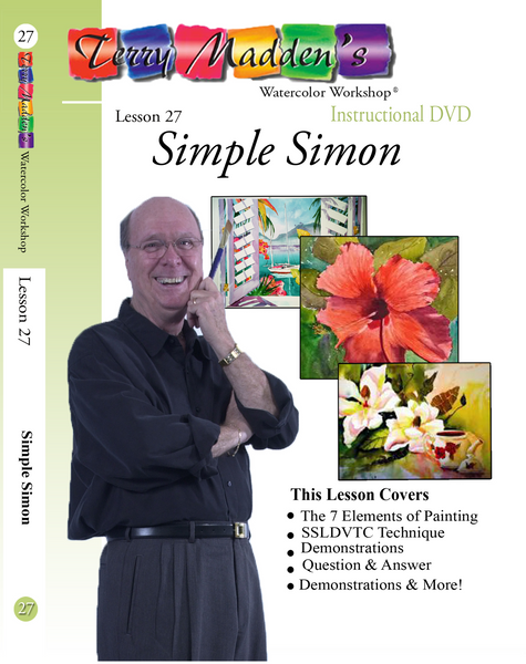 Terry Madden's Lesson 27 - Simple Simon