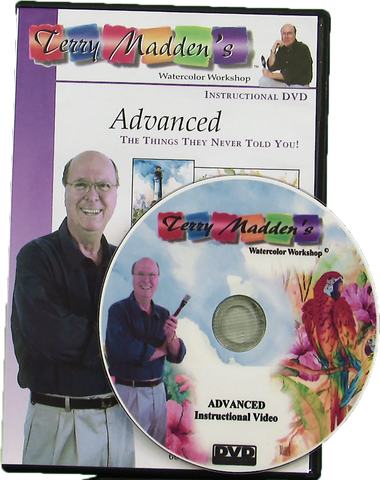 Terry Madden's Advanced Instructional DVD