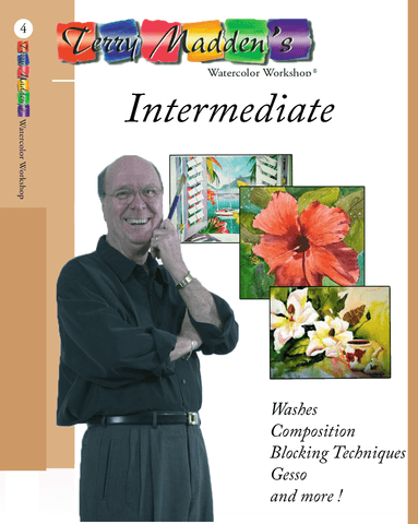 Terry Madden's 'Intermediate' Instructional DVD