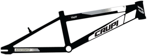 "Crupi Level 24"" Pro Cruiser Model Frames - Crupi BMX"