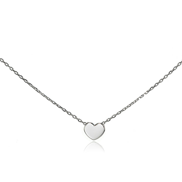 Sterling Silver Hearts Collection Holiday Gift Set