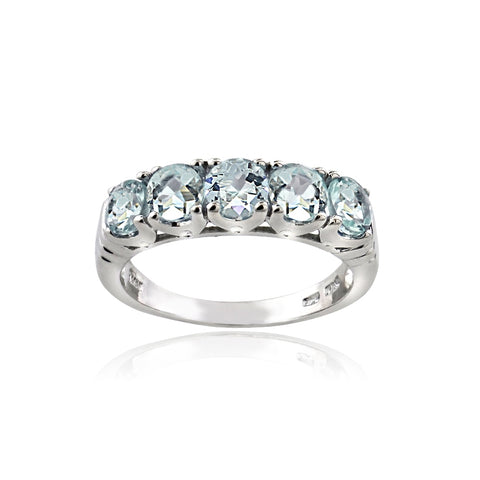 aquamarine channel diamond set tw h jp white k ct si bands gold and eternity g band rebica in