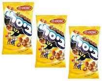 3 Osem Onion flavoured Bissli (large)