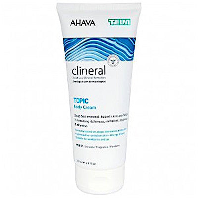 Clineral by AHAVA & Teva TOPIC Body Cream