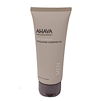 AHAVA Exfoliating Cleansing Gel for Men. For all skin types
