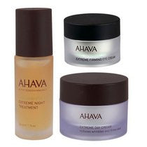 AHAVA Extreme Anti-Wrinkle Value Pack: Night Treatment, Day Cream, Firming Eye Cream  Write a review