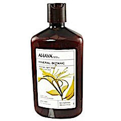 AHAVA Mineral Botanic Velvet Cream Wash. Honeysuckle & Lavender. For Sensitive Skin