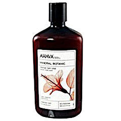 AHAVA Mineral Botanic Velvet Cream Wash. Hibiscus & Fig. For Very Dry Skin