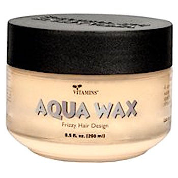 Natural Aqua Hair Wax Styling Gel