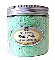 Aromatic Dead Sea Bath Salt. Apple Blossom