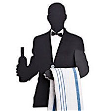 Artori Design Kitchen Towel Hanger - Wine Waiter