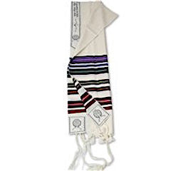 Bnei Or Tallit Black