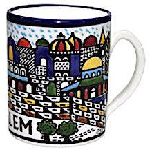 Coffee Mug - Jerusalem (Classic) Ceramic